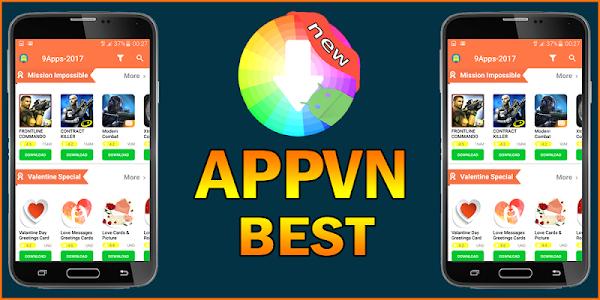 Download New Market - Appvn 2017 6.5.1 APK