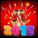 Download New Year Fireworks 2015 LWP 1.5.1 APK