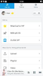 Download NhacCuaTui Lite 5.6.9 APK