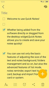 Download Notes 2.0.2 APK