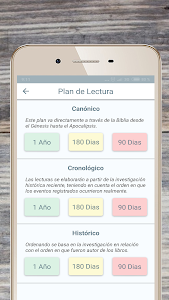 screenshot of Nueva Traducción Viviente version 1.0.4