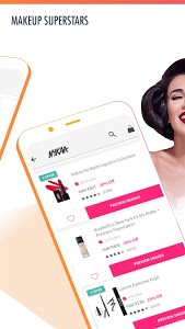Download Nykaa – Beauty shopping | Buy makeup & cosmetics 2.0.8 APK