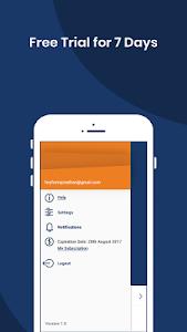 screenshot of OpenVPN Connect – Fast & Safe SSL VPN Client version 3.0.5