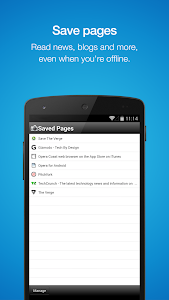 Download Opera Mini browser for Android 7.6.1 APK
