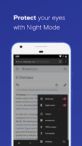 Download Opera browser beta 48.0.2296.131381 APK