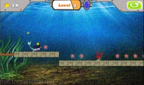screenshot of Petualangan Mermaid Love 2 version 1.0