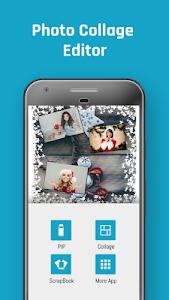 screenshot of Photo Collage Editor Pro version 1.0