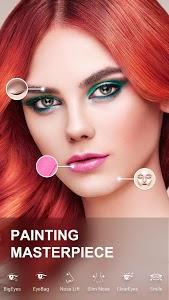 screenshot of Face Makeup Camera & Beauty Photo Makeup Editor version 1.1.9