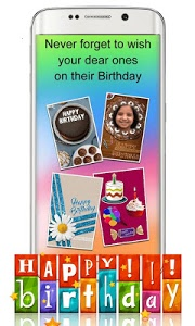 Download Photo On Birthday Cake - Cake with name and photo 4.1 APK