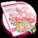 Download Pink Cute Mushroom Theme 1.1.7 APK