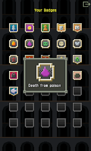 screenshot of Pixel Dungeon ML version 1.9.1.10