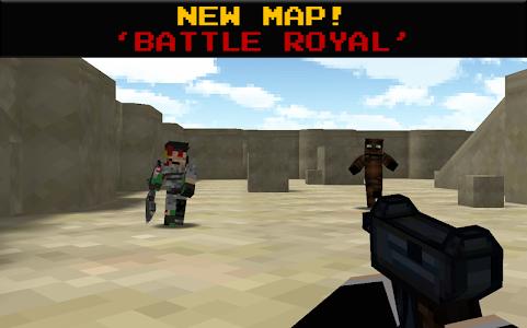 Download Pixel Gunner 9.5 APK