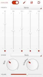 Download PlayerPro Cloudy Red Skin 4.1 APK