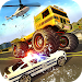 Download Police Chase Monster Car: City Cop Driver Escape 1.1 APK