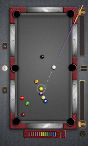 screenshot of Pool Billiards Pro version 3.6