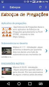 Download Pregações e Estudos Bíblicos 2.1 APK