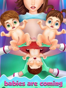 Download Pregnant Operation Triplet Baby Mom Care Hospital 1.1.6 APK