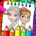 Download Dolls and Princesses Coloring Book 1.4 APK