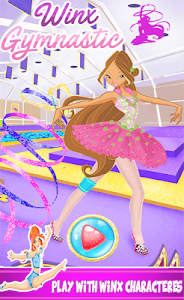 screenshot of Princess Winx Magic fairy version winx