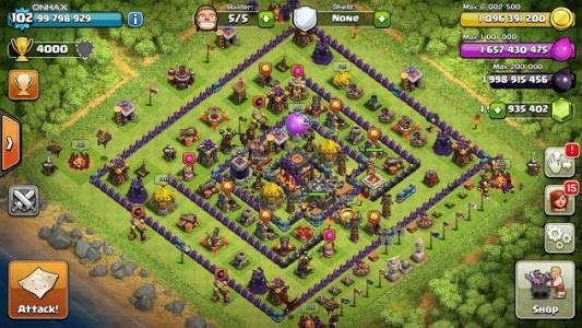 screenshot of Pro Cheat for clash of clans hack free gems prank version 1.0