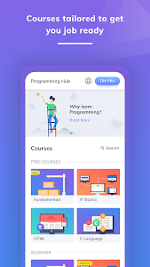 Download Programming Hub, Learn to code 5.0.0 APK