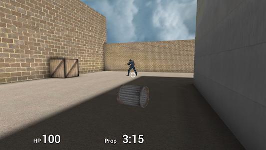 screenshot of Prop Hunt Portable version 1.3.3