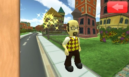 screenshot of Puzzle Town version 1.2