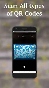 screenshot of QR Code Scanner - QR Scanner QR Reader version 1.7