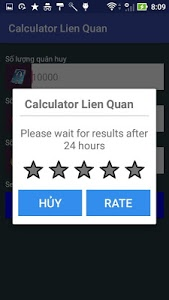 Download Quan Huy Lien Quan Mobile Calculator 1.2 APK