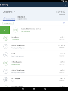 Download QuickBooks Accounting: Invoicing & Expenses 18.10.1 APK