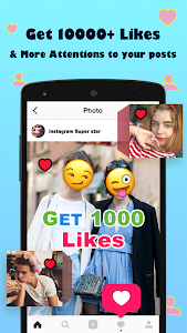 Download Real Followers Boom - Boost Followers, Likes 3.4.1 APK