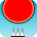 Download Red Bouncing Ball Spikes 1.7 APK