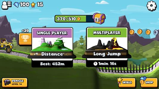 screenshot of Road Finger version 1.7.2