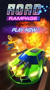 screenshot of Road Rampage: Racing & Shooting to Revenge version 2.6.1