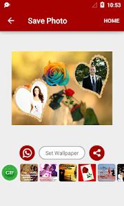 Download Rose Dual Photo Frame 1.0.5 APK