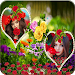 Download Rose Dual Photo Frame 1.0.5 APK