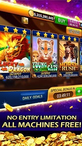 screenshot of Royal Jackpot Casino - Free Las Vegas Slots Games version 1.27.0
