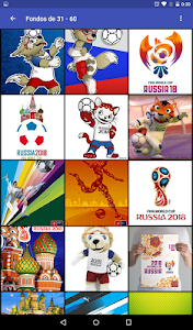 Download Rusia 2018 Fondos 2.0 APK