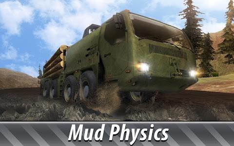 screenshot of Russian Trucks Offroad 3D version 1.14