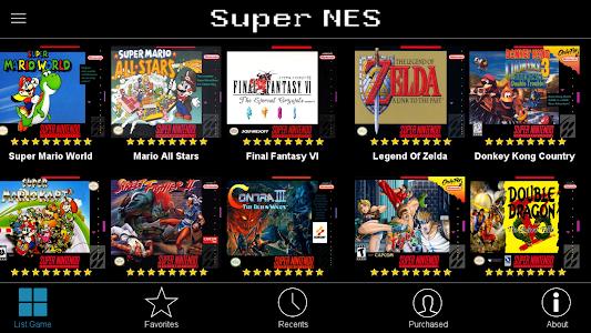 Download SNES Emulator + All Roms 1.1 APK