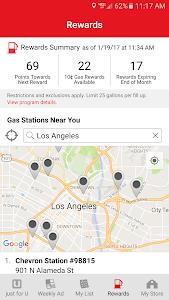 screenshot of Safeway version 5.1.0