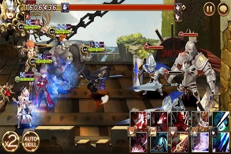 screenshot of Seven Knights version 2.2.20