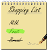Download Shopping List 1.0.20 APK