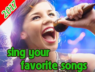 screenshot of Sing karaoke & record version 1.0.1