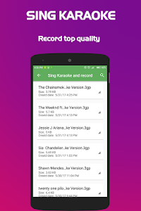Download Sing karaoke & record 1.0.4 APK