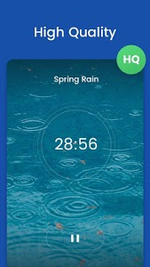 screenshot of Sleep Sounds Free - Relax Music, White Noise version 1.0.45