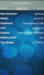 Download Smart Cleaner & Booster 1.1.3 APK