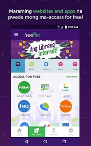 screenshot of freenet - The Free Internet version 2.3.4.2