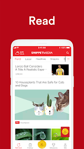 Download SnippetMEdia - News, Blogs, Funny Videos & Rewards 3.3.0 APK