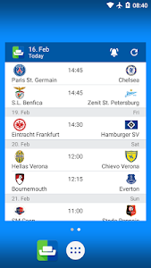 screenshot of SofaScore Live Score version 5.25.4